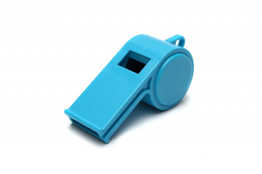 Ref's whistle
