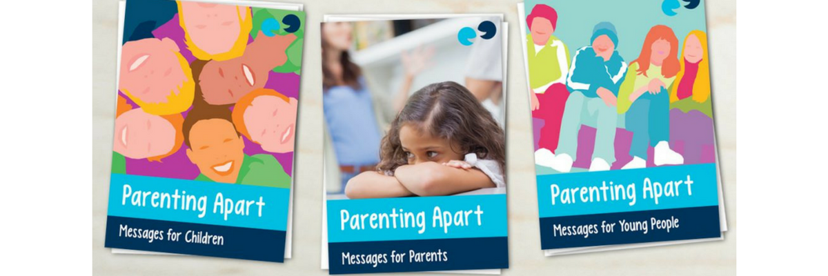 Parenting Apart Brochures