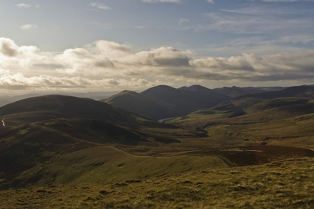 Pentland Hills Image courtesy of 'Rich B-S' via Flickr
