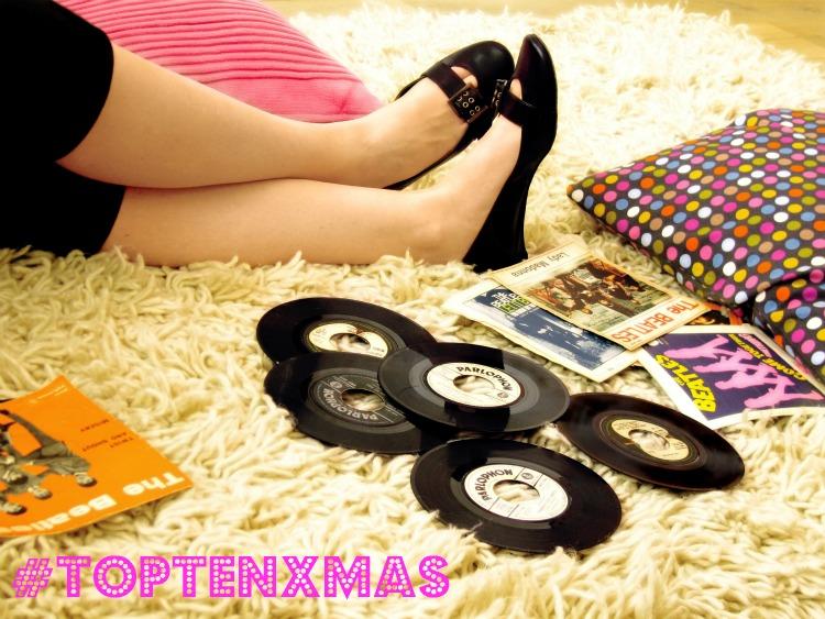 xmas records